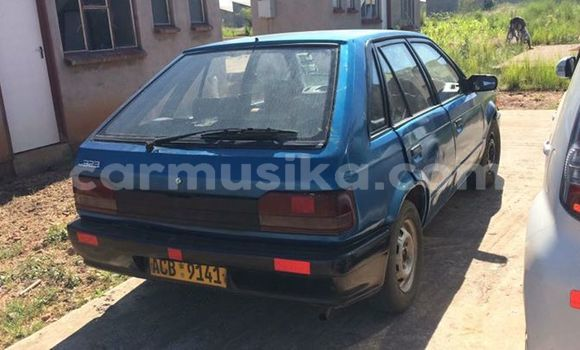 Buy Used Mazda 323 Blue Car in Chipinge in Manicaland