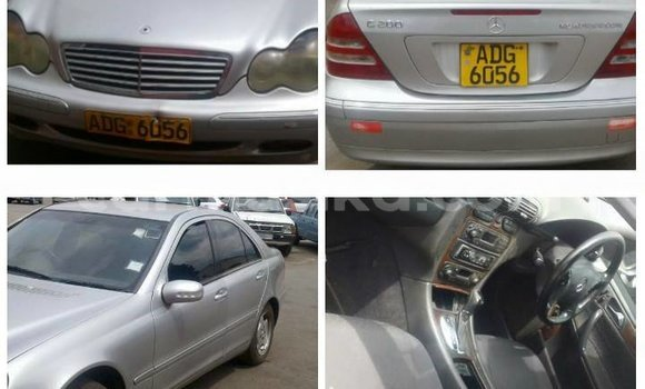 Buy Used Mercedes‒Benz C–Class Silver Car in Chipinge in Manicaland