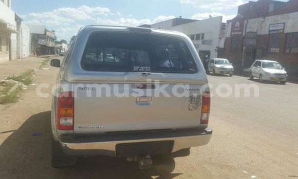 Buy Used Toyota Hilux Silver Car in Chipinge in Manicaland