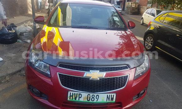 Buy Used Chevrolet Cruze Red Car In Harare In Harare Carmusika