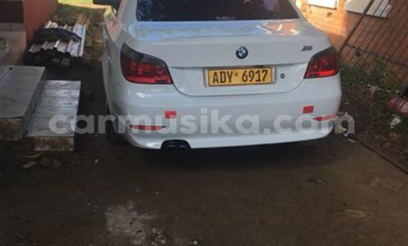 Buy Used BMW 3-Series White Car in Chipinge in Manicaland