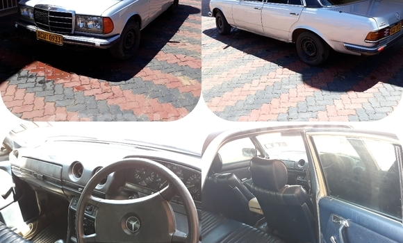 Buy Used Mercedes‒Benz 200 Silver Car in Avondale in Harare