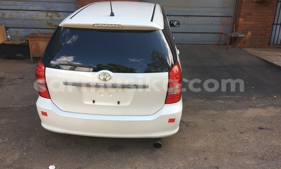Buy New Toyota Wish White Car in Glen View in Harare