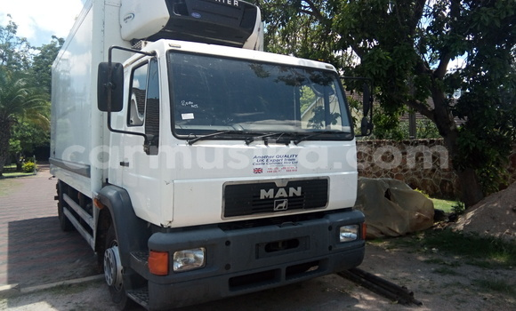 Buy Used Man Silent White Truck in Mount Pleasant in Harare