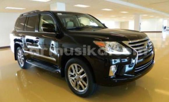 Buy Used Lexus LX 570 Black Car in Alexandra Park in Harare