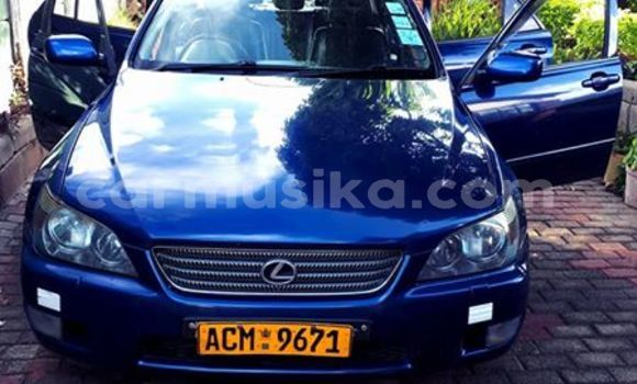 Buy Used Lexus IS Blue Car in Bulawayo in Bulawayo