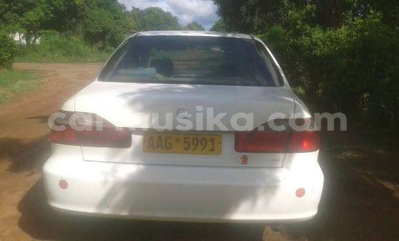 Buy Used Honda Accord White Car in Bindura in Mashonaland Central