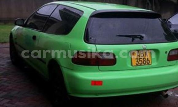 Buy Used Honda Civic Green Car in Bulawayo in Bulawayo