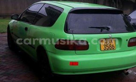 Buy Used Honda Civic Green Car in Bulawayo in Bulawayo