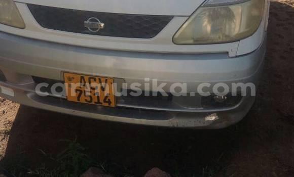 Buy Used Nissan Serena White Car in Kariba in Mashonaland West