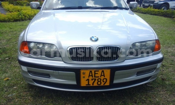 Buy Used BMW 3-Series Silver Car in Avondale in Harare