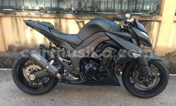 Buy Used Kawasaki Z1000 Black Bike in Bulawayo in Bulawayo