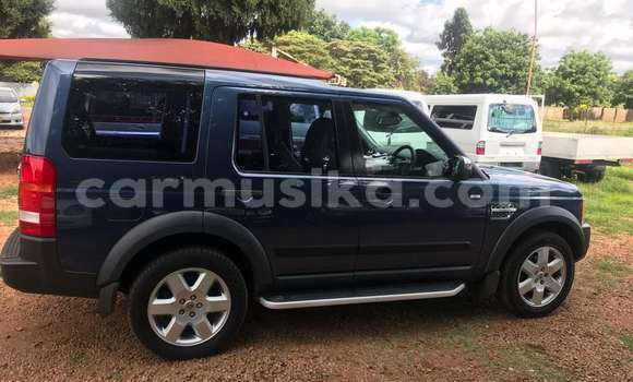 Buy Used Land Rover Discovery Blue Car in Harare in Harare