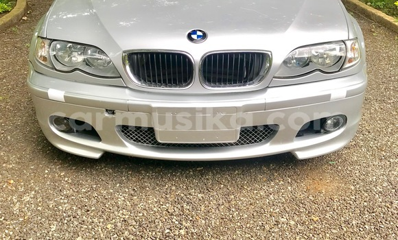 Buy Used BMW 3-Series Silver Car in Gweru in Midlands