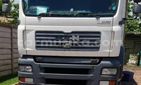 Buy Used Man D20 White Truck in Harare in Harare