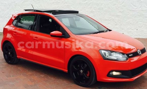 Buy Used Volkswagen Polo Red Car in Harare in Harare