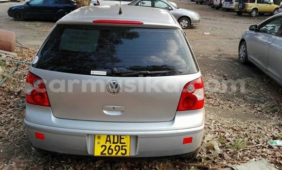 Buy Used Volkswagen Polo Silver Car in Harare in Harare