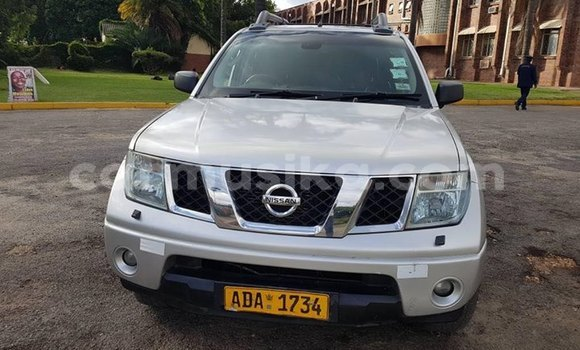 Buy Used Nissan Navara Silver Car in Harare in Harare