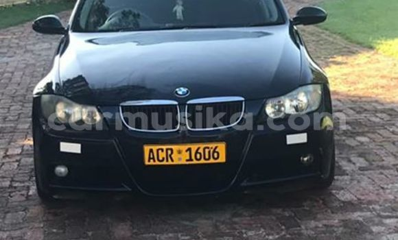 Buy Used BMW 3-Series Black Car in Harare in Harare