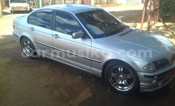 Buy Used BMW 3-Series Silver Car in Harare in Harare