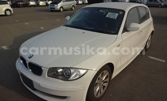 Buy Used BMW 3–Series White Car in Avondale in Harare