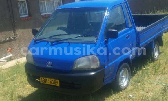 Buy Used Toyota LITEACE Blue Truck in Norton in Mashonaland West