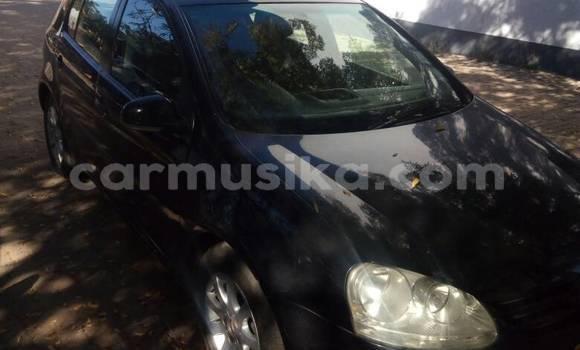 Buy Used Volkswagen Golf Black Car in Kwekwe in Midlands