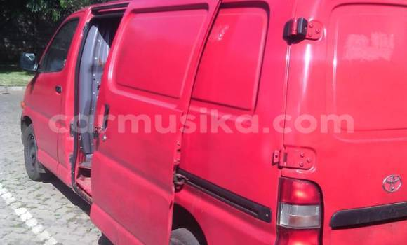 Buy Used Toyota Hiace Red Truck in Harare in Harare