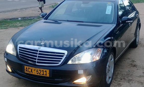 Buy Used Mercedes‒Benz S-Class Black Car in Harare in Harare