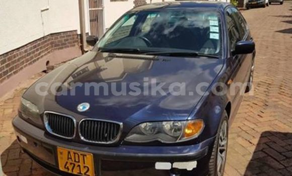 Buy Used BMW 3-Series Blue Car in Harare in Harare