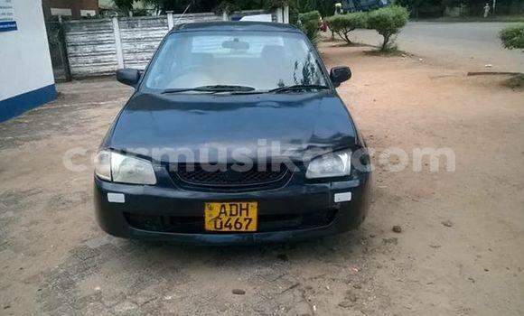 Buy Used Mazda Familia Black Car in Harare in Harare