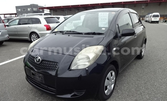 Buy Used Toyota Vitz Black Car in Bulawayo in Bulawayo