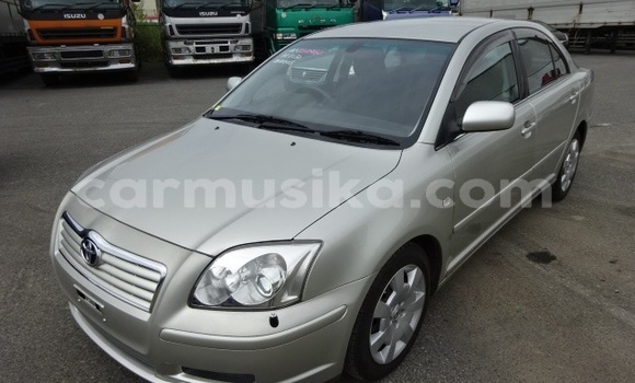 Buy Used Toyota Avensis Beige Car in Beitbridge in Matabeleland South