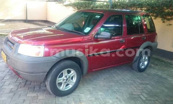 Buy Used Land Rover Freelander Red Car in Waterfalls in Harare