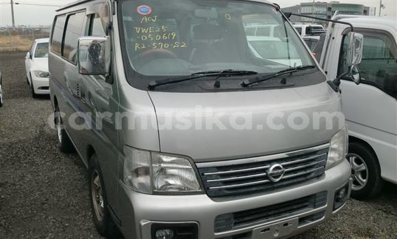 Buy Used Nissan Nv350 Silver Car in Harare in Harare