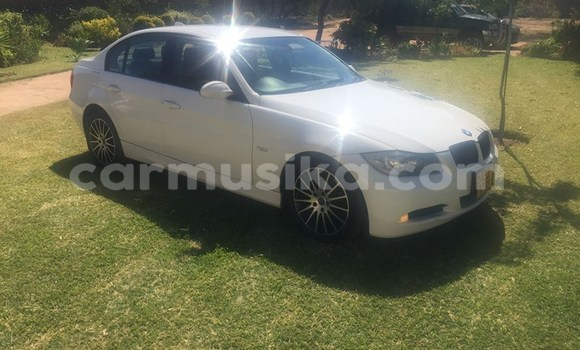 Buy Used BMW 3–Series White Car in Bulawayo in Bulawayo
