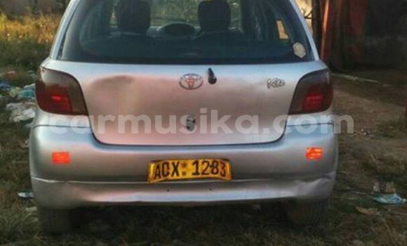 Buy Used Toyota Vitz Silver Car in Chitungwiza in Harare