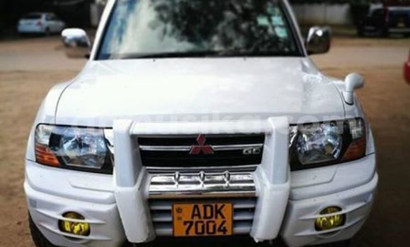 Buy Used Mitsubishi Pajero White Car in Harare in Harare