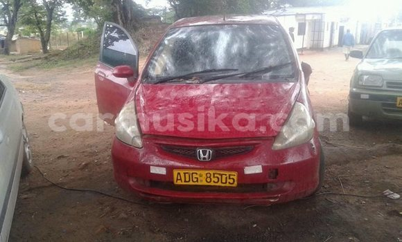 Buy Used Honda Fit Red Car in Harare in Harare