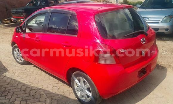 Buy Used Toyota Vitz Red Car in Harare in Harare