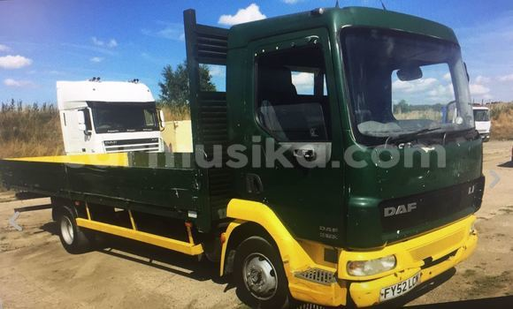 Buy Used DAF LF Green Truck in Chitungwiza in Harare