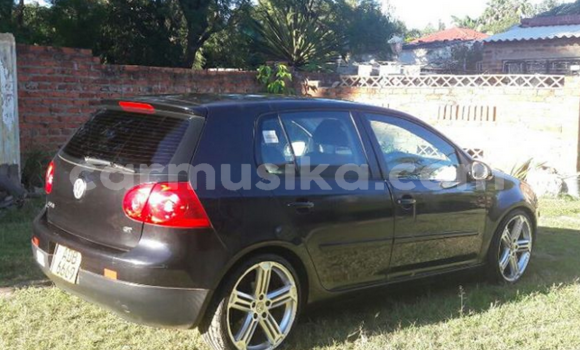 Buy Used Volkswagen Golf Black Car in Avondale in Harare