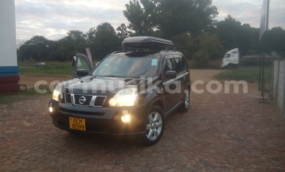 Buy Used Nissan X-Trail Black Car in Belvedere in Harare