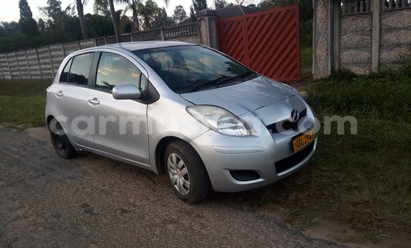 Buy Used Toyota Vitz Silver Car in Harare in Harare
