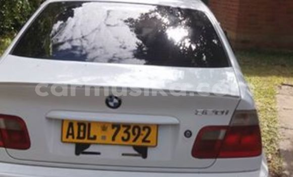 Buy Used BMW 3–Series White Car in Harare in Harare