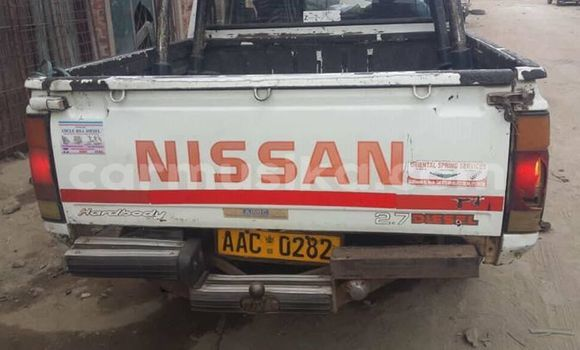 Buy Used Nissan Hardbody White Car in Harare in Harare