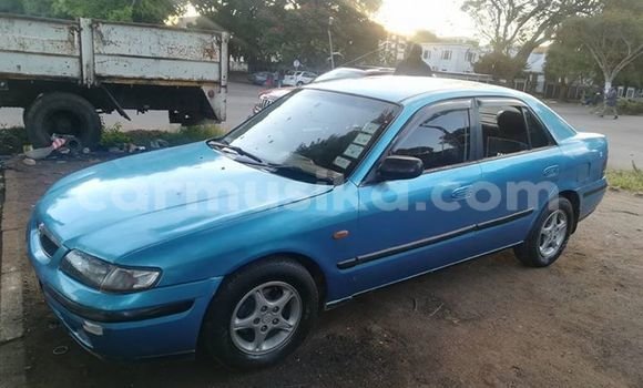 Buy Used Mazda 626 Blue Car in Harare in Harare