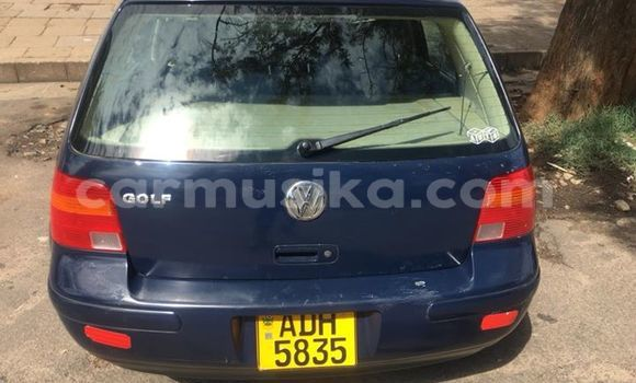 Buy Used Volkswagen Golf Blue Car in Bulawayo in Bulawayo