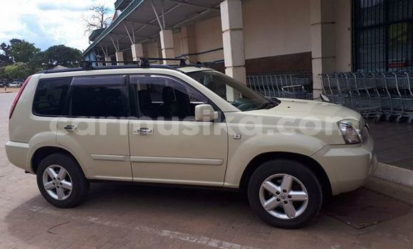 Buy Used Nissan X–Trail White Car in Bulawayo in Bulawayo