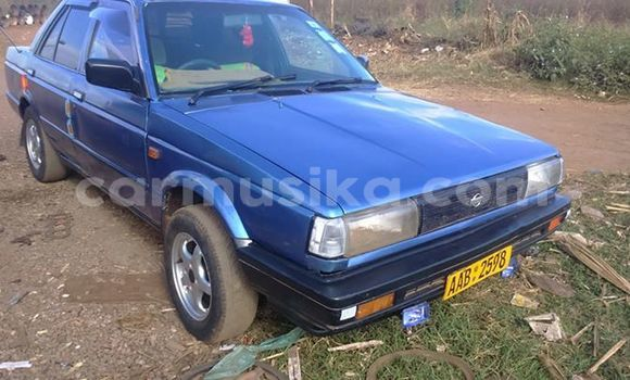 Buy Used Nissan Sunny Blue Car in Harare in Harare